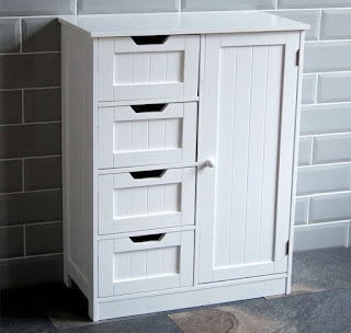 Floor Standing Bathroom Cabinets