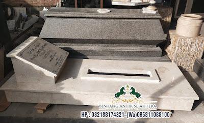 Makam Trap Satu Marmer