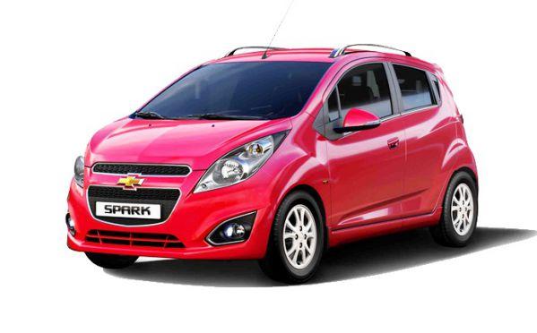 Chevrolet Spark 2020 Đỏ. Mới 90%