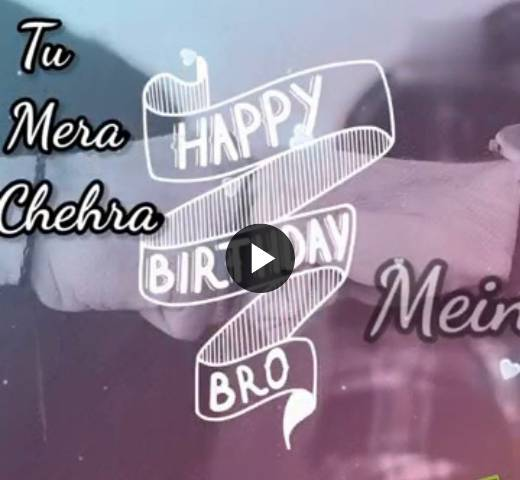 Happy Birthday Song Whatsapp Status Video Download For Brother - Happy Birthday Status