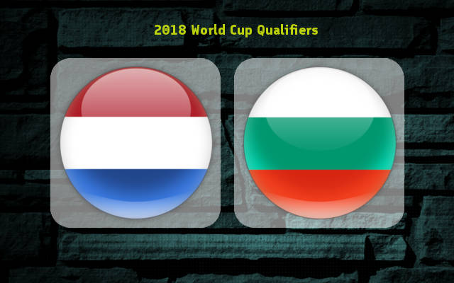Netherlands vs Bulgaria Full Match & Highlights 03 September 2017