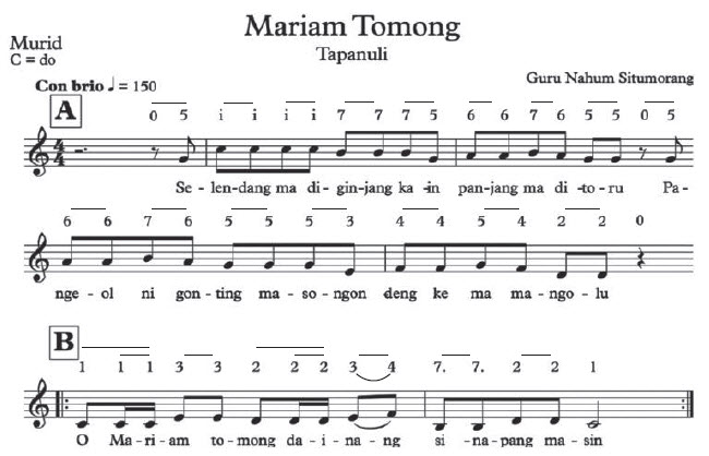 Mariam Tomong