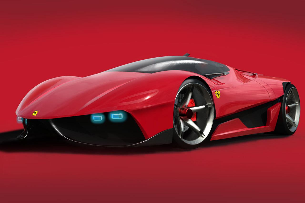 Ferrari Games >> Ferrari EGO Concept ~ Autooonline Magazine