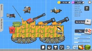 Download Super Tank Rumble MOD Apk Latest Version 2021