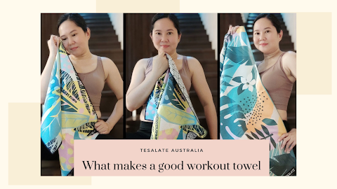 What makes a good workout towel