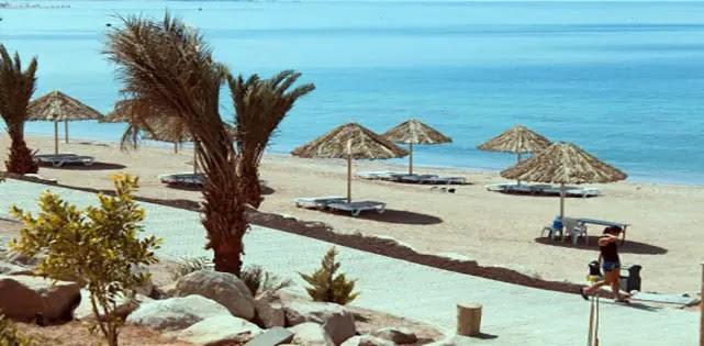شاطئ الحفاير