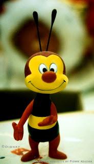 "pierre rouzier_Disney - ""sewing bee"" maquette"