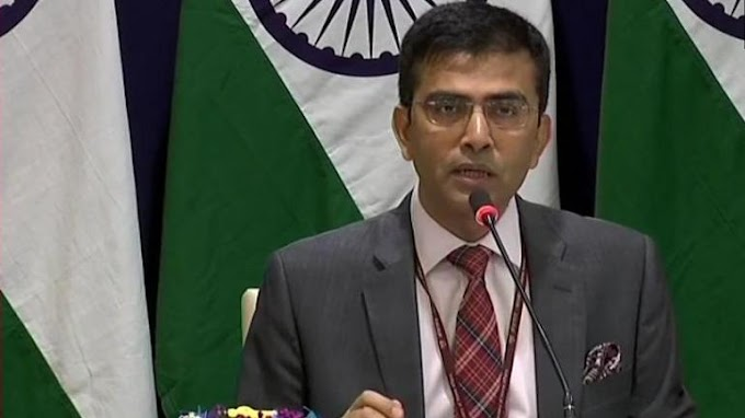 India Reminds Pakistan for Curbing Terror Financing