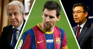 Messi to take legal action against Bartomeu, Tusquets and 3 other people over contract leak