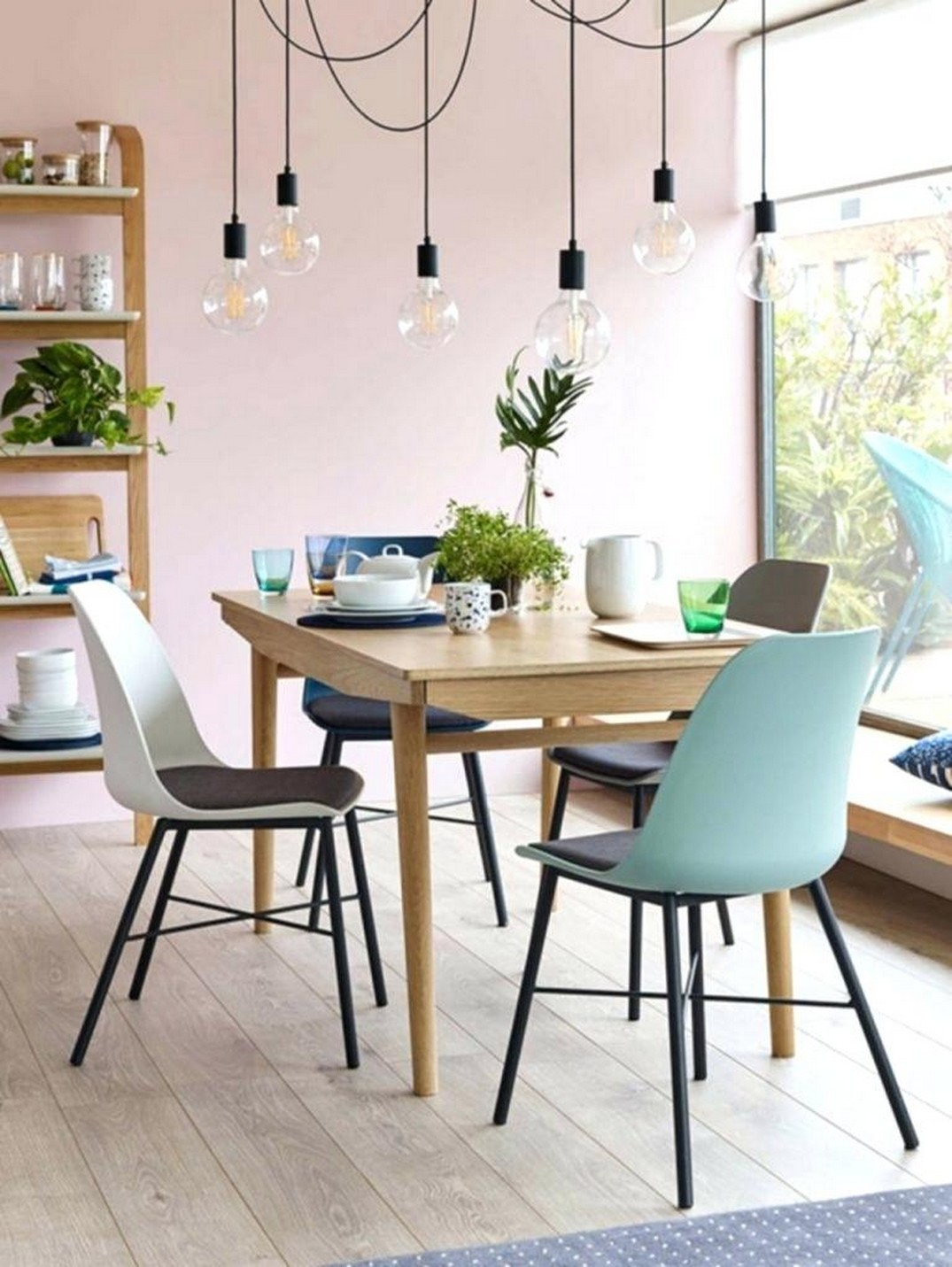 19 Hot Dining Room Decoration Concept