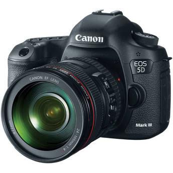 Daftar Harga Kamera DSLR Canon Terbaru