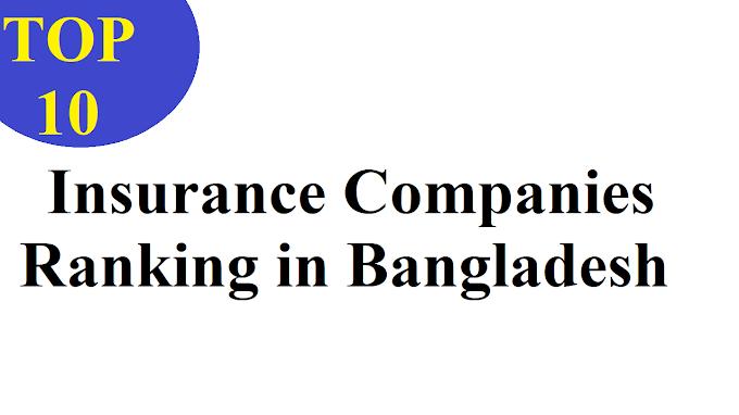 Top 10 life Insurance Company In Bangladesh