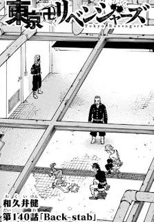 Update! Baca Manga Tokyo Revengers Chapter 140 Full Sub Indo