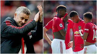 Man Utd Boss Solskjaer Announces The First Three Players He's Selling This Summer