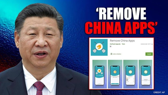 "Google took down ""Remove China Apps"" from Google Play Store"