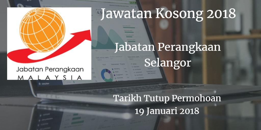 Jawatan Kosong Jabatan Perangkaan Malaysia 31 Januari 2018