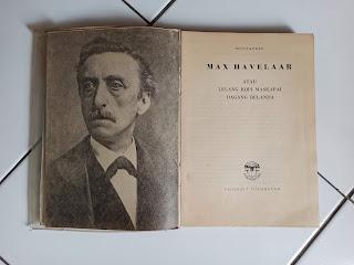 1 Max Havelaar Penulis Multatuli