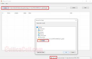 Cara flash Redmi Note 6 Pro via EDL mode