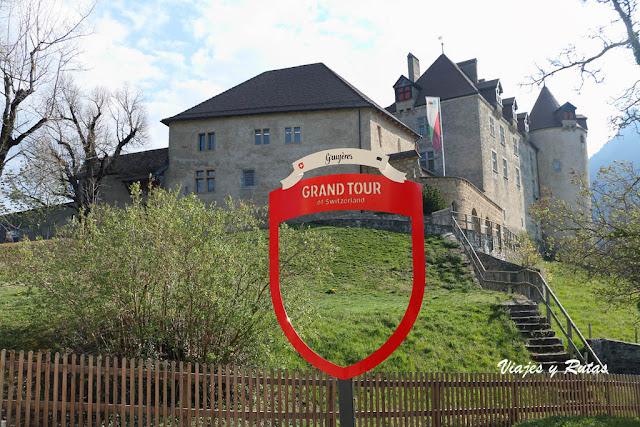 Castillo de St. Germain de Gruyères