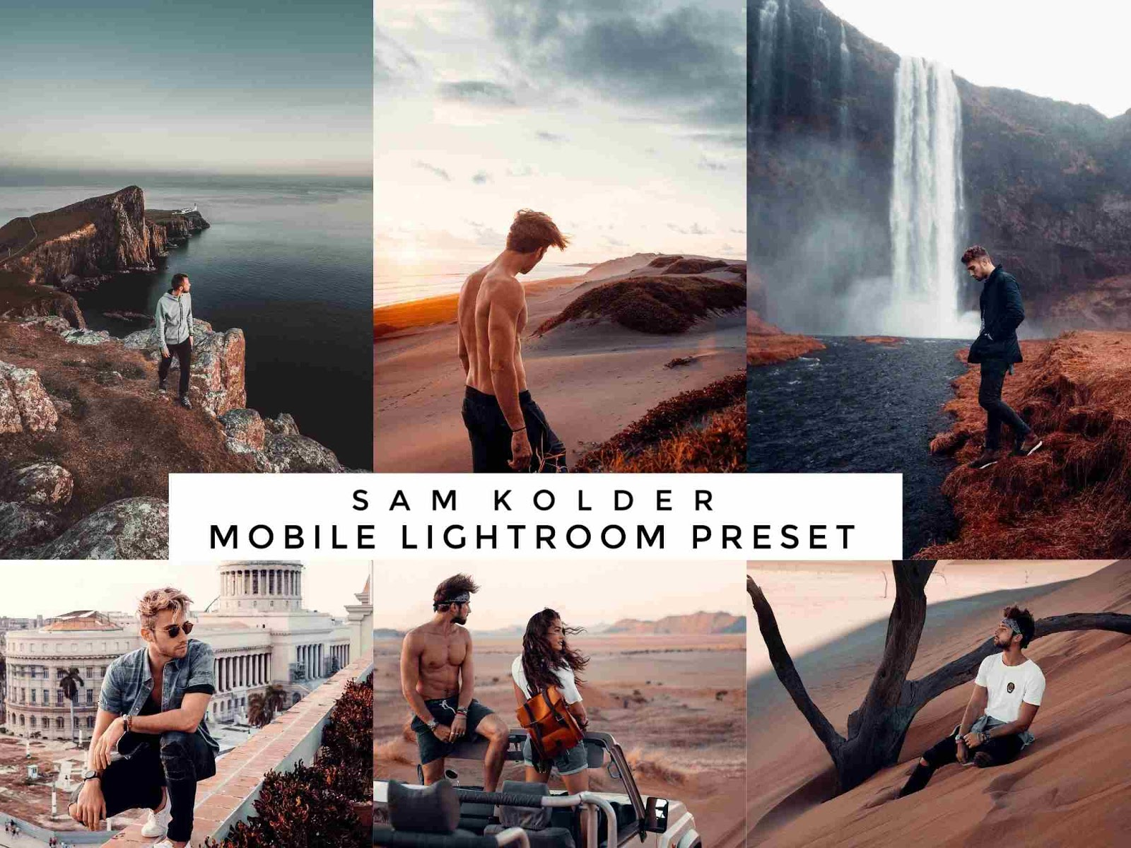 Free Mobile Presets Dng
