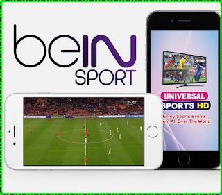 افضل تطبيق لمشاهدة المباريات مباشرة bein sports للايفون
