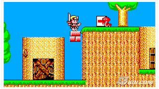 wonder boy in monster land 1987