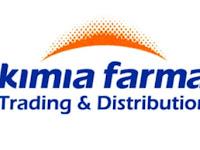 Lowongan Kerja BUMN Farmasi Semarang di Kimia Farma Trading & Distribution