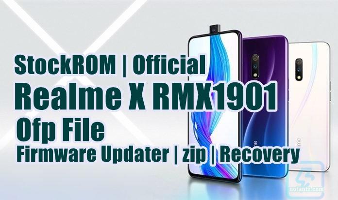 StockROM Realme X