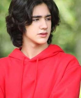 Pemain Dari Jendela SMP - Emiliano Fernando Cortizo pemeran Gino