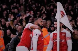 Kritik Pedas Mengenai Selebrasi Arsenal FC