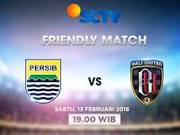 Friendly Match: Persib vs Bali United