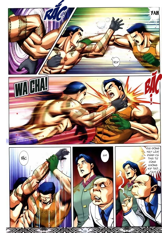 Người Trong Giang Hồ Chap 673 - Truyen.Chap.VN