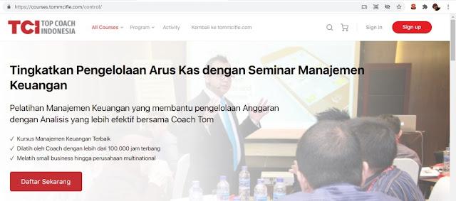 Kursus Manajemen Bisnis