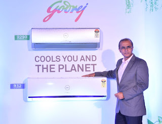 Godrej Appliances  launch eco friendly air conditioner