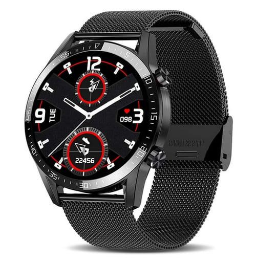 ATGTGA 10 Sports Mode Fitness Tracker Smart Watch