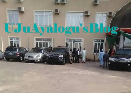 EXCLUSIVE PHOTOS From Cedarcrest Hospital Where President Buhari's Son, Yusuf Is Receiving Treatment After Motor-bike Crash