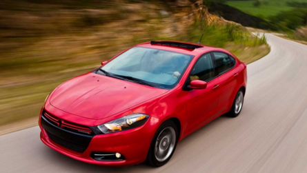 2017 dodge dart srt4 specs