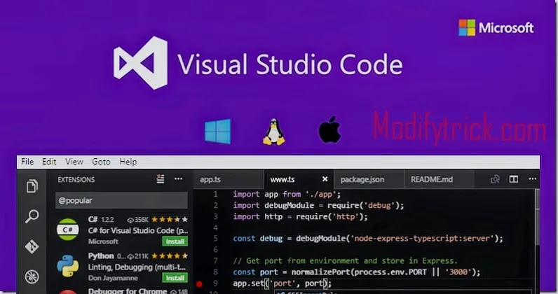 5 Popular Extensions Of Visual Studio Code