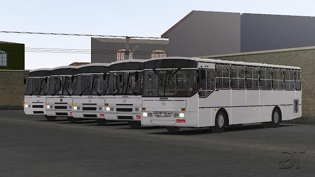 OMSI 2 - Ciferal GLS Bus V3.0 Multiversões
