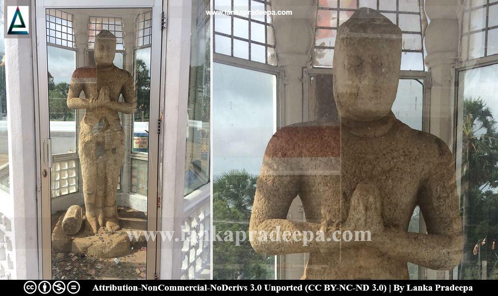 Bhatika Statue
