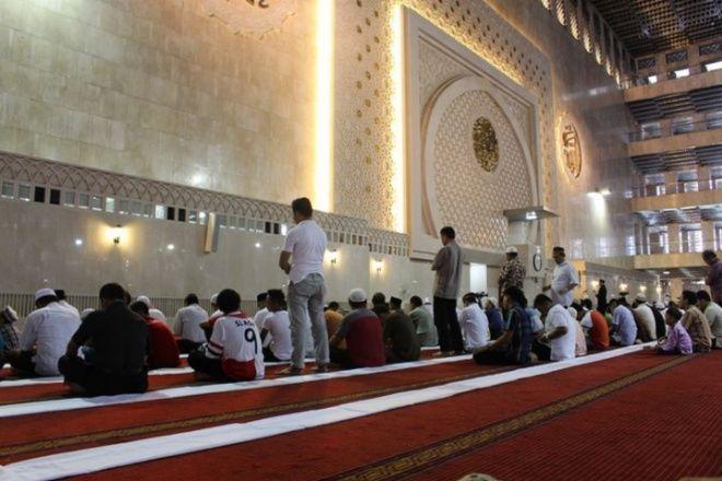 Seorang Pasien Positif Corona di Bone Pernah jadi Imam Tarawih di Masjid