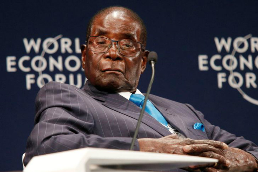 Remembering President Robert Gabriel Mugabe - Dead At 95
