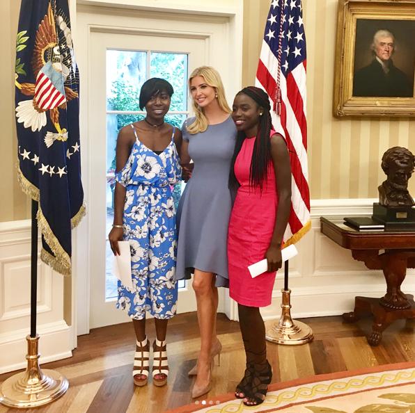 Ivanka Trump, Donald Trump, White House, Boko Haram, Jared Kushner, Chibok girls, United States, News
