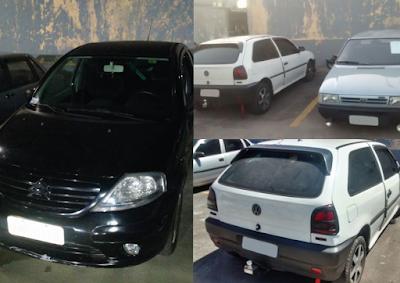 Guarda Municipal de Pinhais (PR) atua na recuperação de veículos