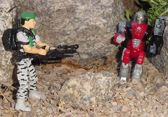 1991 Super Sonic Fighters Falcon, 1993 Armor Tech Star Brigade Destro