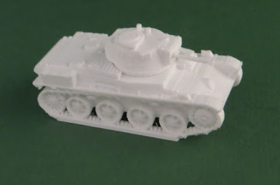 Hungarian 38M Toldi Light Tank picture 6