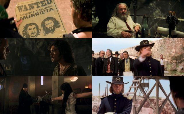 La máscara del Zorro (1998) HD 1080p Latino Dual