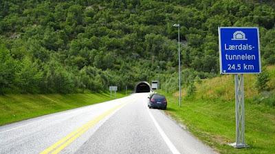 el túnel más largo del mundo