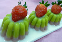 Resep Puding Buah