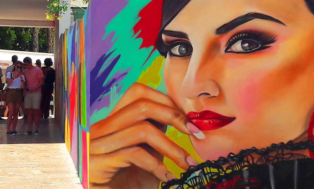 Malaga Stree Art